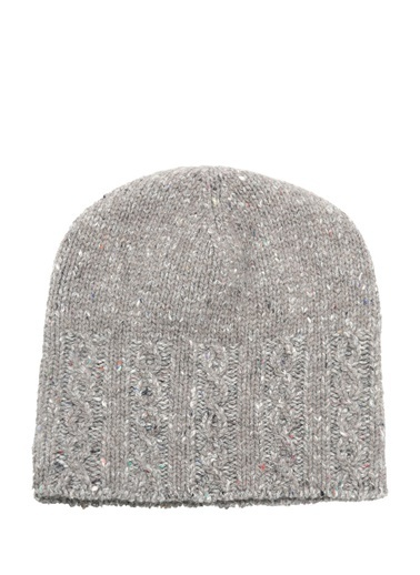 Inis Meain Şapka Gri